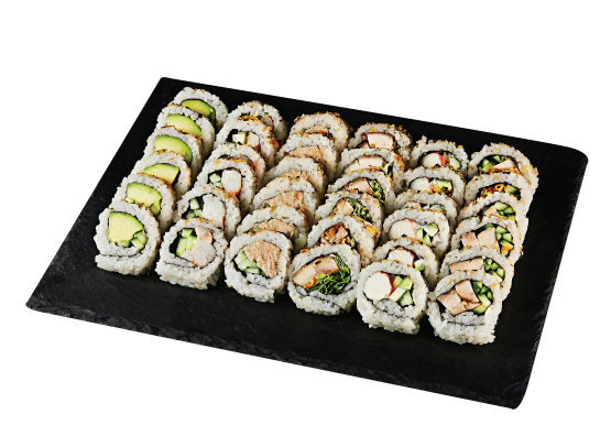 Assorted Uramaki Platter